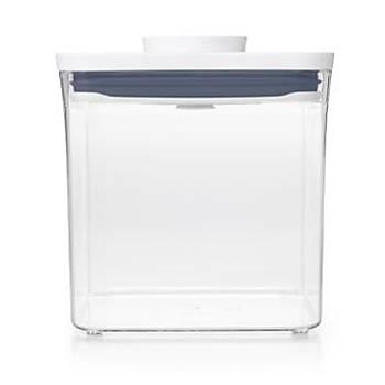 OXO POP Büyük KARE - KISA - 2,8 qt / 2.6 L