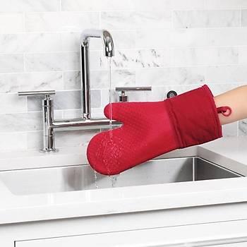 OXO GG Silikon Fýrýn Eldiveni-RED