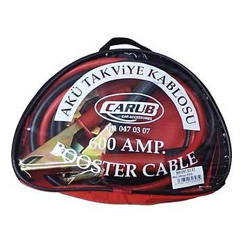 Carub Akü Takviye Kablosu 400A / 600A