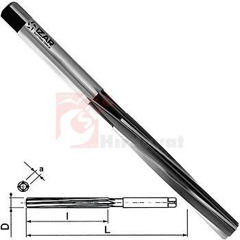 IZAR Helis El Raybasý 17mm - H7 - Silindir Saplý DIN 206 B - HSS