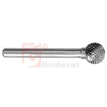 Karbür Kalýpçý Frezesi SD Diamond 06.3x5 mm Baþlý 44 mm Saplý (1 Adet)