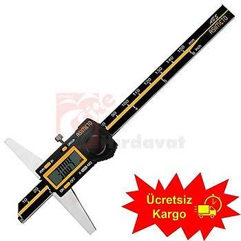 Asimeto AS-327 Dijital Derinlik Kumpasý 0-150 mm (1 Adet)