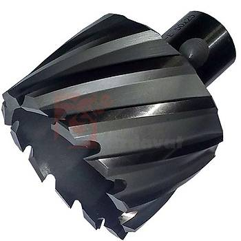 Krasnic Manyetik Matkap Ucu 15x50mm - 19mm Weldon Baðlantý Uçlu