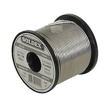 Soldex 30/70 1.20mm Lehim Teli 500gr