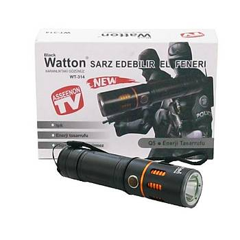 Watton WT 314 Þarjlý El Feneri