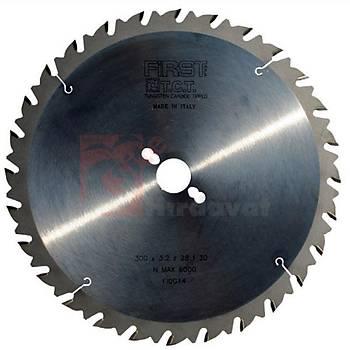 MDF Testeresi (Indus) 250 mm 80 Diþ (1 Adet)