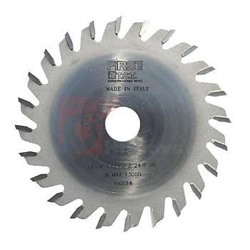 Çizici 125 mm 24 Diþ (1 Adet)
