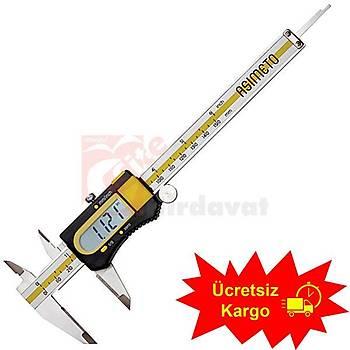 Asimeto AS-307 Dijital Kumpas 0-150 mm - Karbür Uçlu (1 Adet)