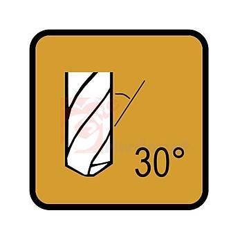 Karbür NC Punta Matkabý 04 mm 120 Derece (1 Adet)