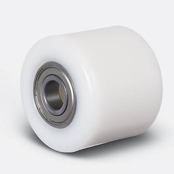 Emes / ZBZ 70X60X20 / 70 mm Çaplý Polyamid Rulmanlý Transpalet Tipi Makara