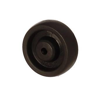 Zet / MHB 07525 / 75 mm Çaplý Moblen (PP) Burçlu Makara