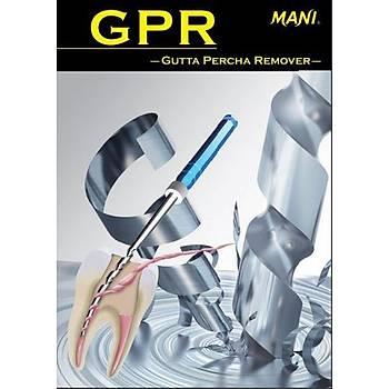 Mani GPR (Gutta Percha Sökücü)