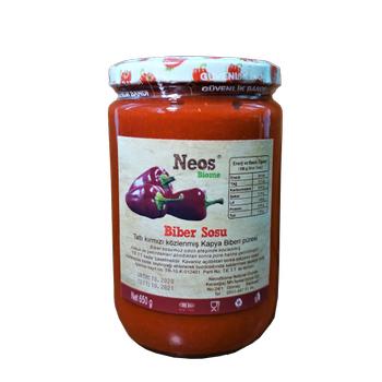 Kapya Biber Sosu 650 g (Tatlý)