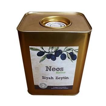 Doðal Siyah Zeytin Net 2,000 g