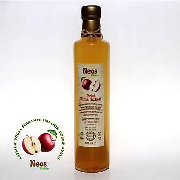 Doğal Elma Sirkesi 500 ml.