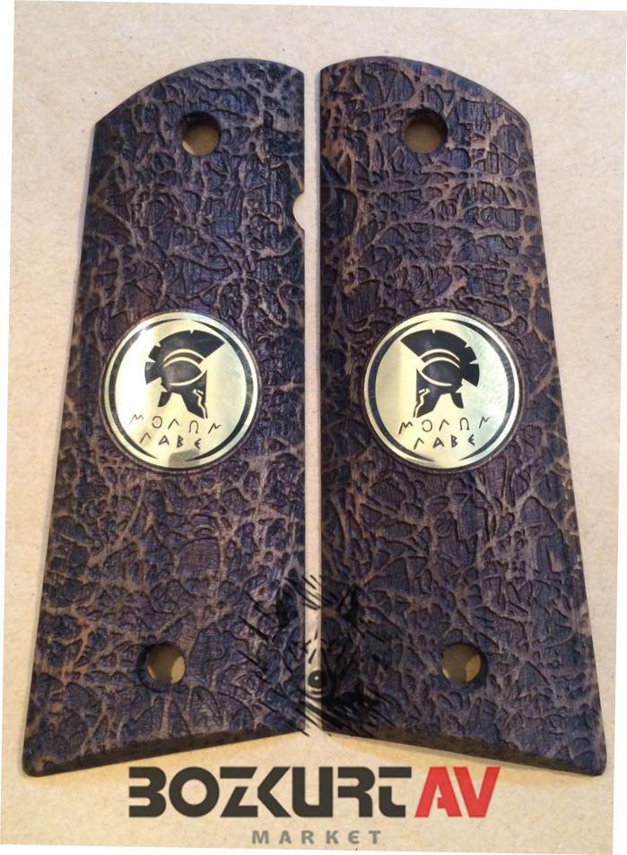 En Ucuz Colt 1911 Ortopedik Molon Labe 214 Zel Tasarımceviz