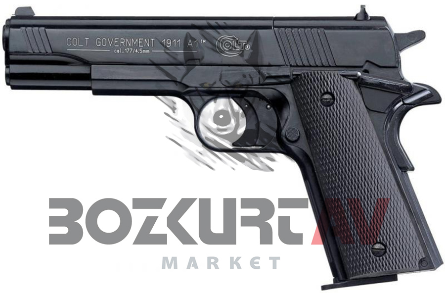 En Ucuz Colt Government 1911 A1 Black Havalı Tabanca