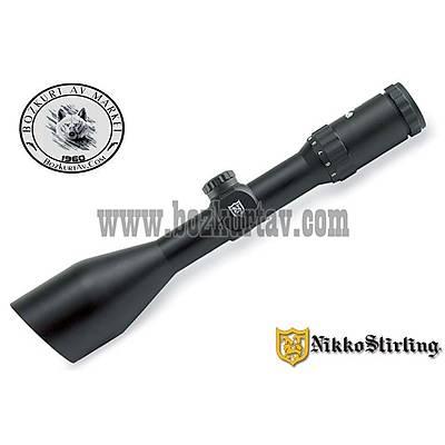 Nikko Stirling Nighteater 30 mm No 4 Cross Reticle 3-12x56 Tüfek Dürbünü