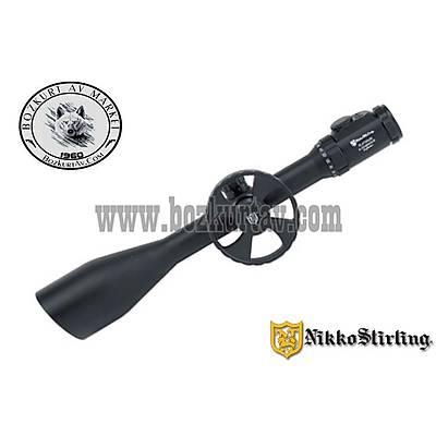 Nikko Stirling Nighteater 8-32X60MD Tüfek Dürbünü