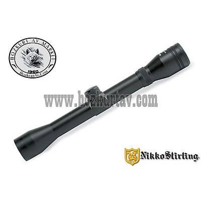 Nikko Stirling Silver Crown 4x32 Tüfek Dürbünü