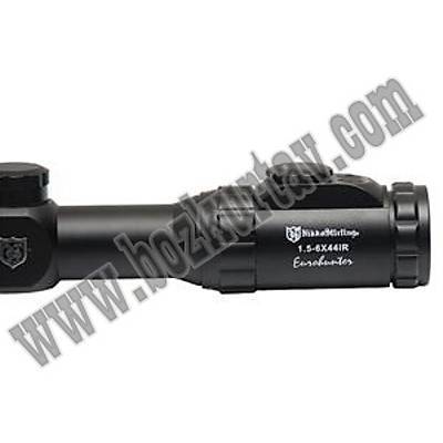 Nikko Stirling Nighteater 30 mm No 4 Cross Reticle 1,5-6x44 Tüfek Dürbünü