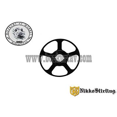 Nikko Stirling Targetmaster Side Wheel 150 mm
