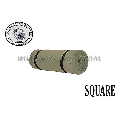 Square 10 mm Gri Mat