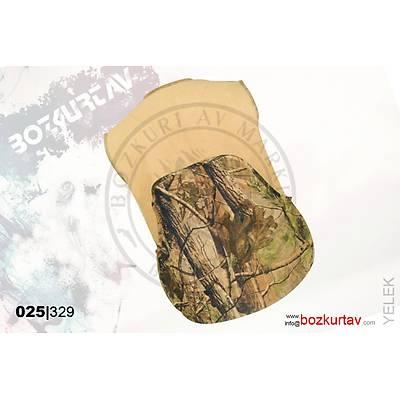 Discovery 025-329 Koyu Orman Desen Bej Avcý Yeleði