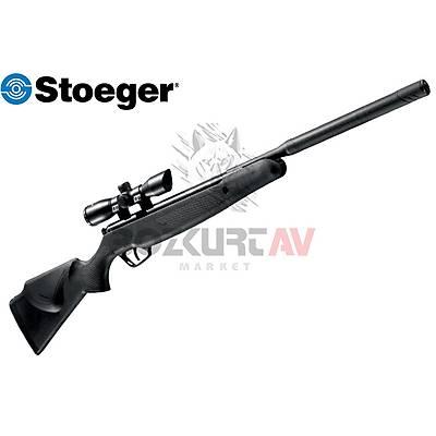 Stoeger X20 Plastik Suppressor Combo Havalý Tüfek