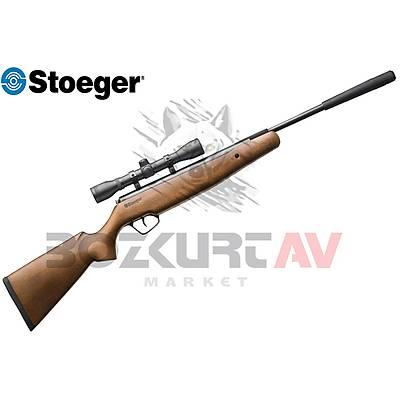 Stoeger X10 Ahþap Combo Havalý Tüfek