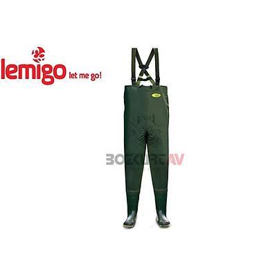 Lemigo 997 Spodniobuty Tulum Çizme