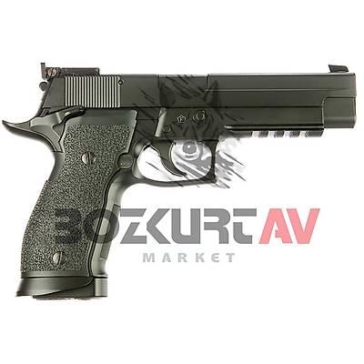 KWC Sig Sauer P226 S5 Blowback Havalý Tabanca