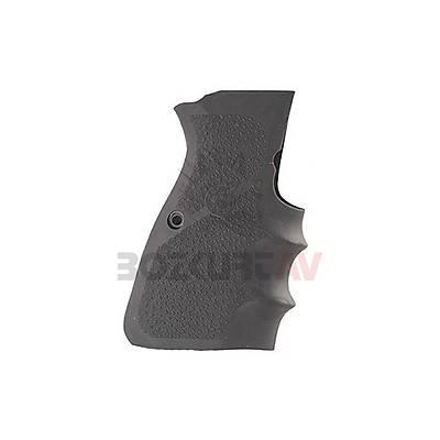 Hogue Browning Hi-Power Plastik Parmak Geçmeli Kabza