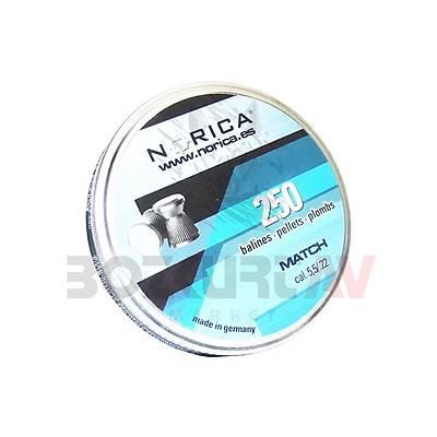 Norica Match 5,5 mm Havalý Tüfek Saçmasý