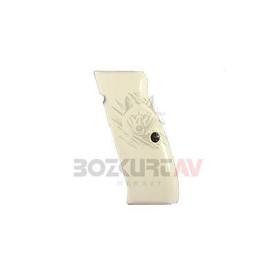 Hogue CZ-75 Beyaz Polimer Kabza