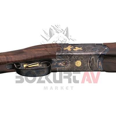 Beretta 687 Silver Pigeon V (Mch) Süperpoze Av Tüfeði