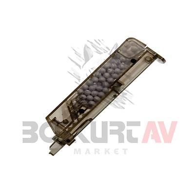 ASG 6 mm Airsoft Speed Loader Hýzlý Dolum Aparatý