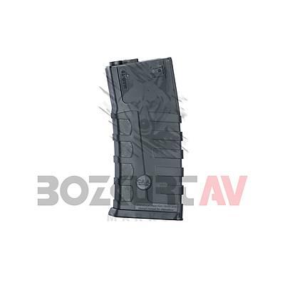 ASG CAA M4 Black 360 Rounds Airsoft Tüfek Yedek Þarjörü