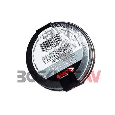 Gamo Platinum 4,5 mm Havalý Tüfek Saçmasý (5,09 Grain - 125 Adet)
