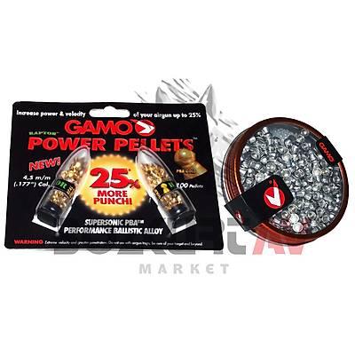 Gamo 4,5 mm High Speed Combo Set (Raptor + Platinum)