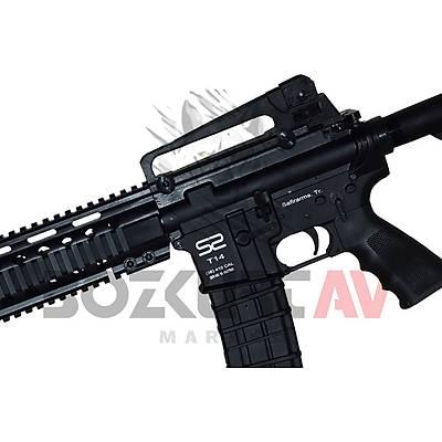 Safir Arms T-14 Full Metal 36 Kalibre Þarjörlü Otomatik Av Tüfeði