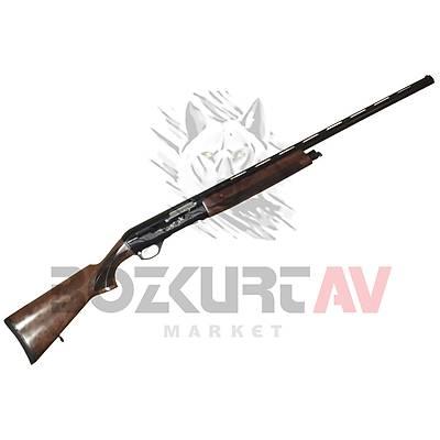 Safran Arms SR12 Black Kinetik Otomatik Av Tüfeði