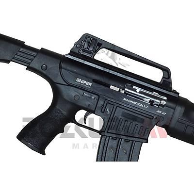 Sniper SN42 TS Þarjörlü Otomatik Av Tüfeði