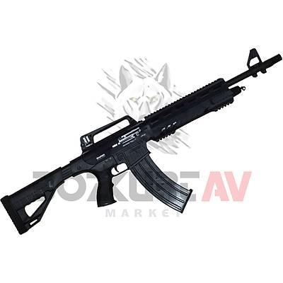 Sniper SN42 Full Metal TS Þarjörlü Otomatik Av Tüfeði