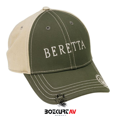 Beretta BT110  Range Cap Green Leaf