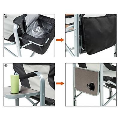 Kingcamp Deluxe Sandalye