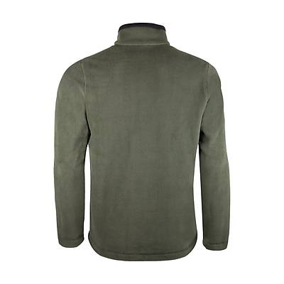 Evolite Fuga Bay Mikro Polar Sweater - Haki