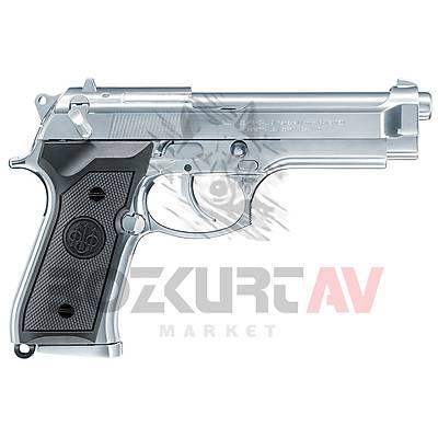 Beretta M92 FS Inox Blowback Airsoft Tabanca