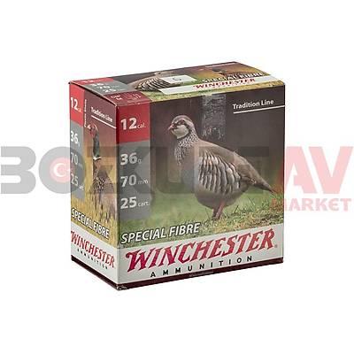 Winchester Special Fibre 36 Gram 12 Kalibre Av Fiþeði