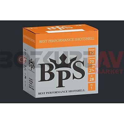 BPS 28 Gram Bior 12 Kalibre Av Fiþeði